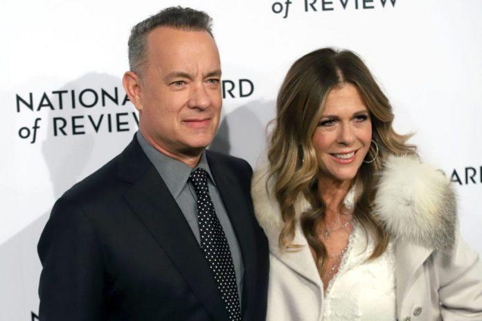 American actor Tom Hanks, wife test positive for coronavirus