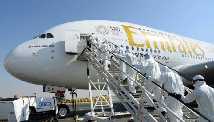 Coronavirus: Emirates Airline to suspend all passenger flights from March 25