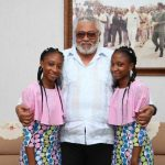 Separated conjoined twins express gratitude to Rawlings 20 years after surgery