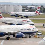 BA rescue flight returns to Heathrow Airport after 'Kenyan authorities deny aircraft access'