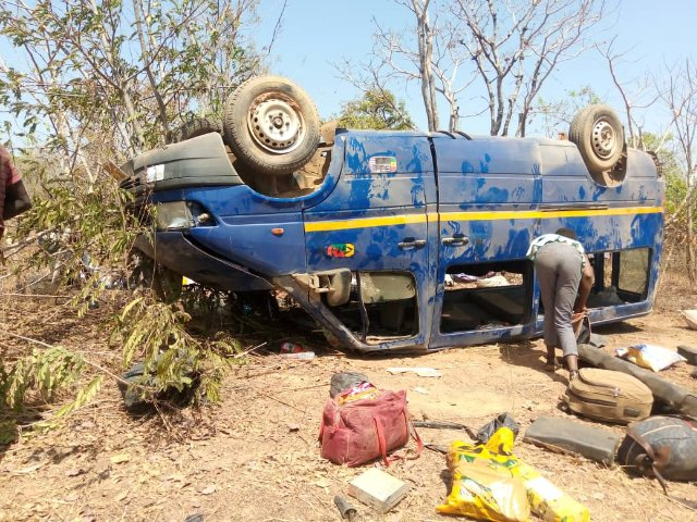 UDS student killed in Tamale- Wa road accident