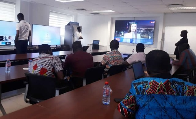 Samsung launches competition for Ghanaian journalists