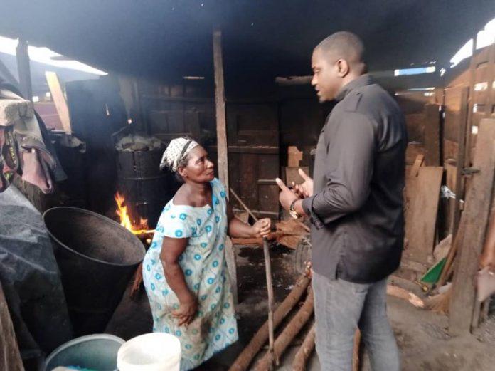 Coronavirus: John Dumelo to distribute over 3000 hand sanitizers