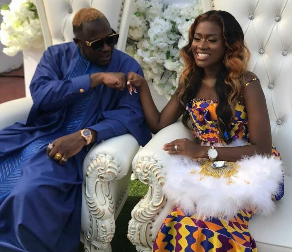 Sister Derby's subtle response to Medikal and Fella Makafui's wedding