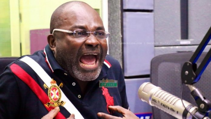 Watch Kennedy Agyapong Called His TV Station bogus