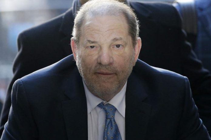 NYC judge gives Harvey Weinstein 23 years for rape, criminal sex act
