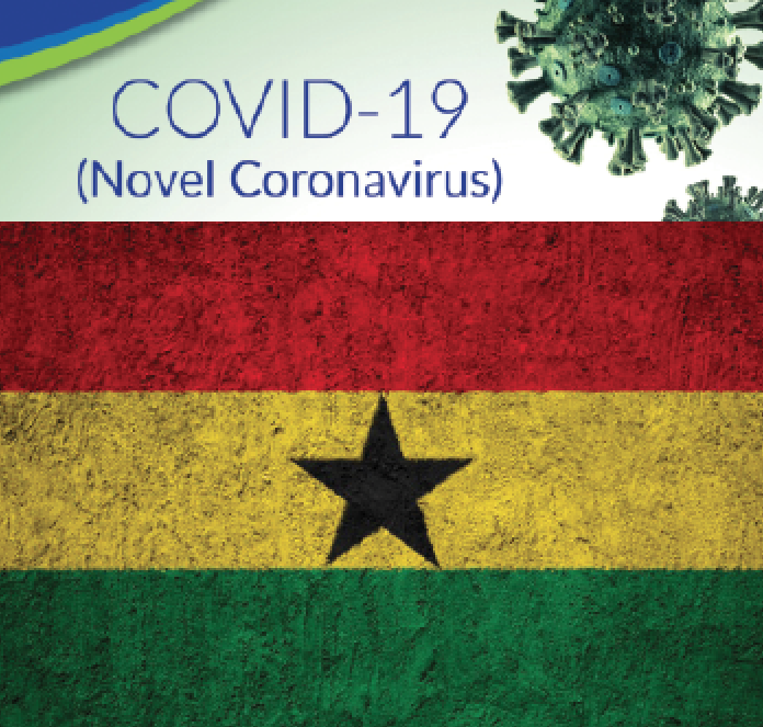 Confirmed cases of COVID-19 in Ghana rises to 23 with a total of 575 contacts traced