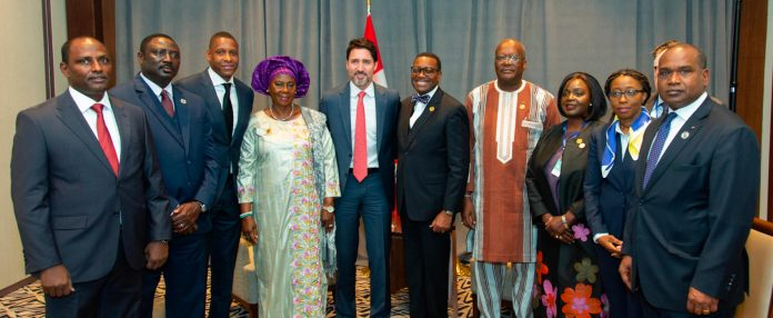 Canadian Prime Minister Justin Trudeau meets African leaders to advance conflict resolution and economic security