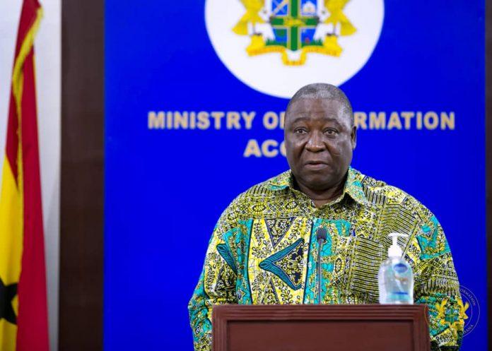 Confirmed: Ghana records 132 Coronavirus cases