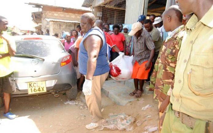 Shock as pastor kills wife, self in church