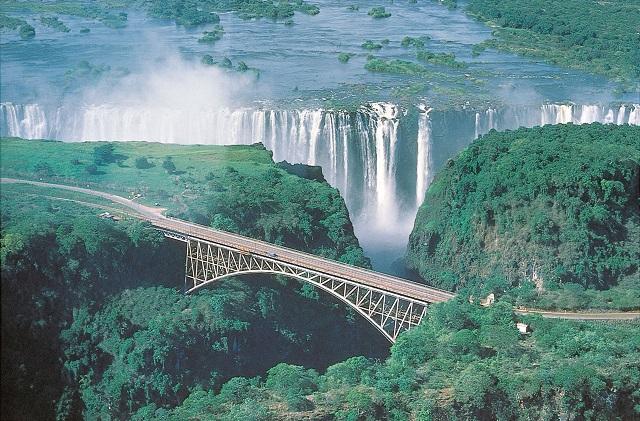 Zimbabwe in top 10 honeymoon destinations for 2020