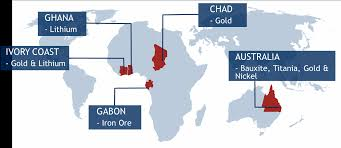 IronRidge records notable trials at Ghana lithium project