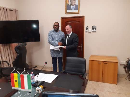 Hungary doubles scholarships for Ghanaian students to 100