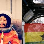 US astronaut who studied at University of Ghana returns to earth