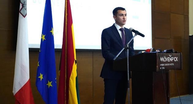 Maltese company investing in European level pharma lab in Ghana