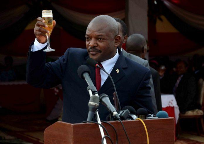 Burundi's president Nkurunziza to retire with $530k and the title 'Supreme Leader'
