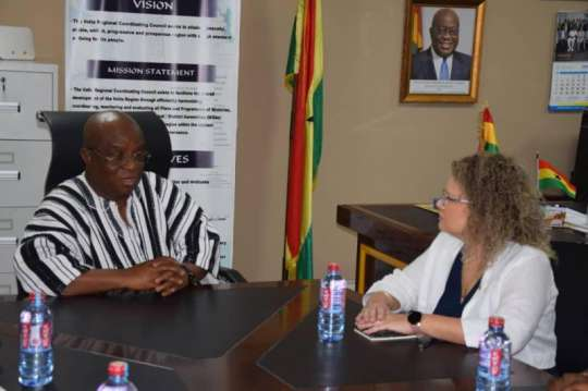 Israel to support tourism and agriculture development in Volta Region